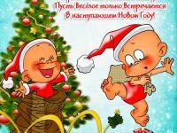 """"""" А у нас Новый год! Елка в гости зовет""""  в группе """"Цветочки"""""""