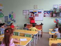 22 августа прошли мероприятия посвященные к дню Российского  флага