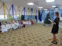 """Новый год в группе """"Фиксики"""""""